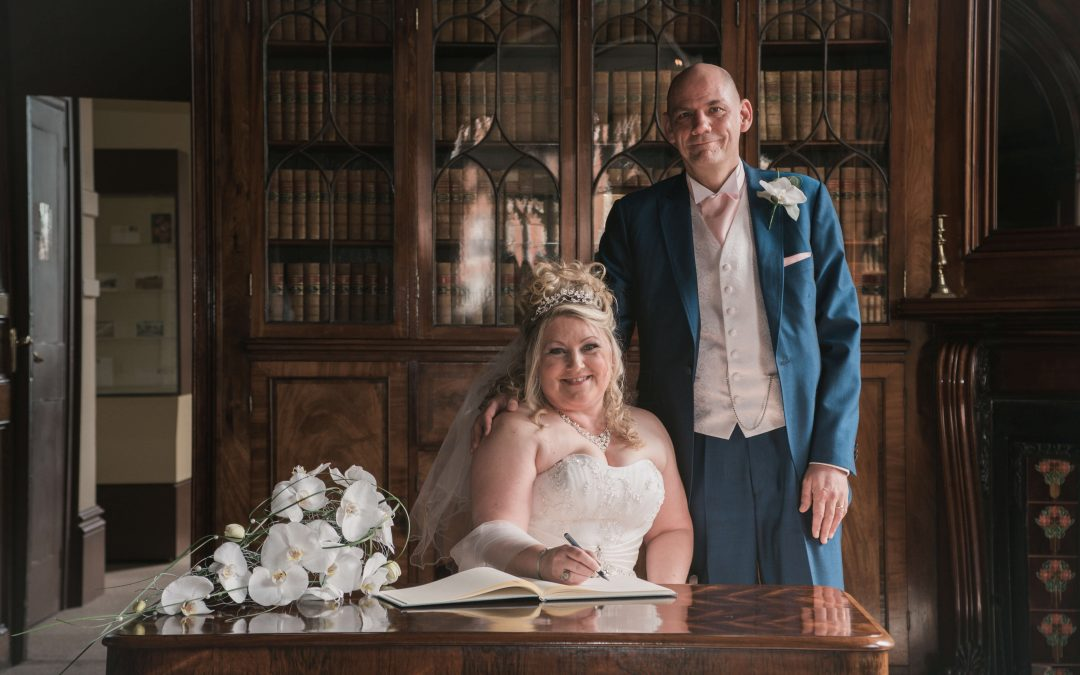 Ayscoughfee Hall, Spalding Wedding Photography