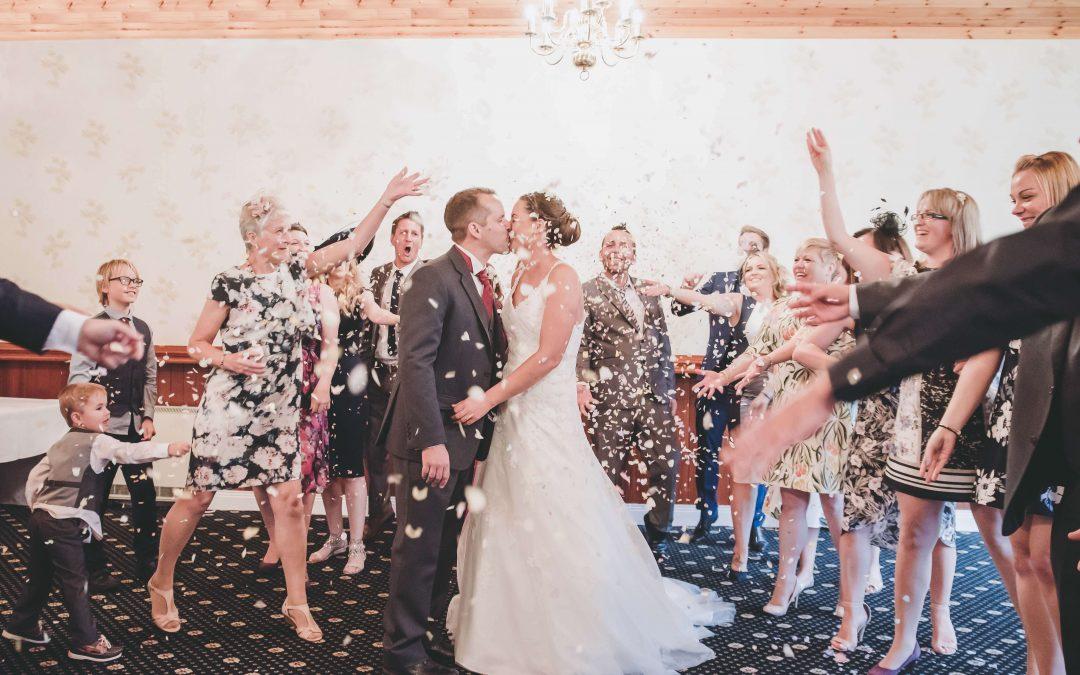 Barnsdale Hall, Rutland Wedding Photography Story