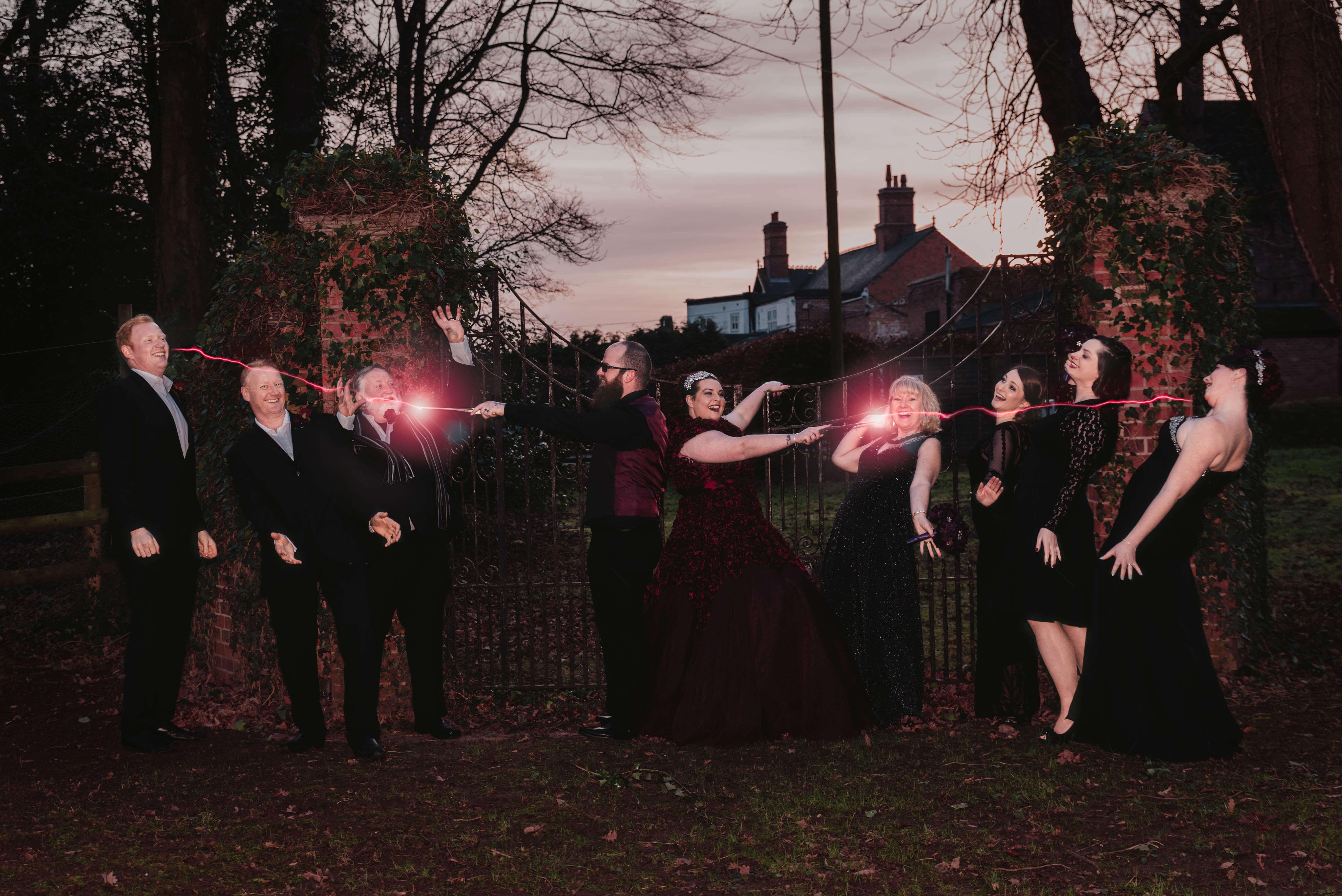 Donnington Park Farm Wedding 24 01 2017 17