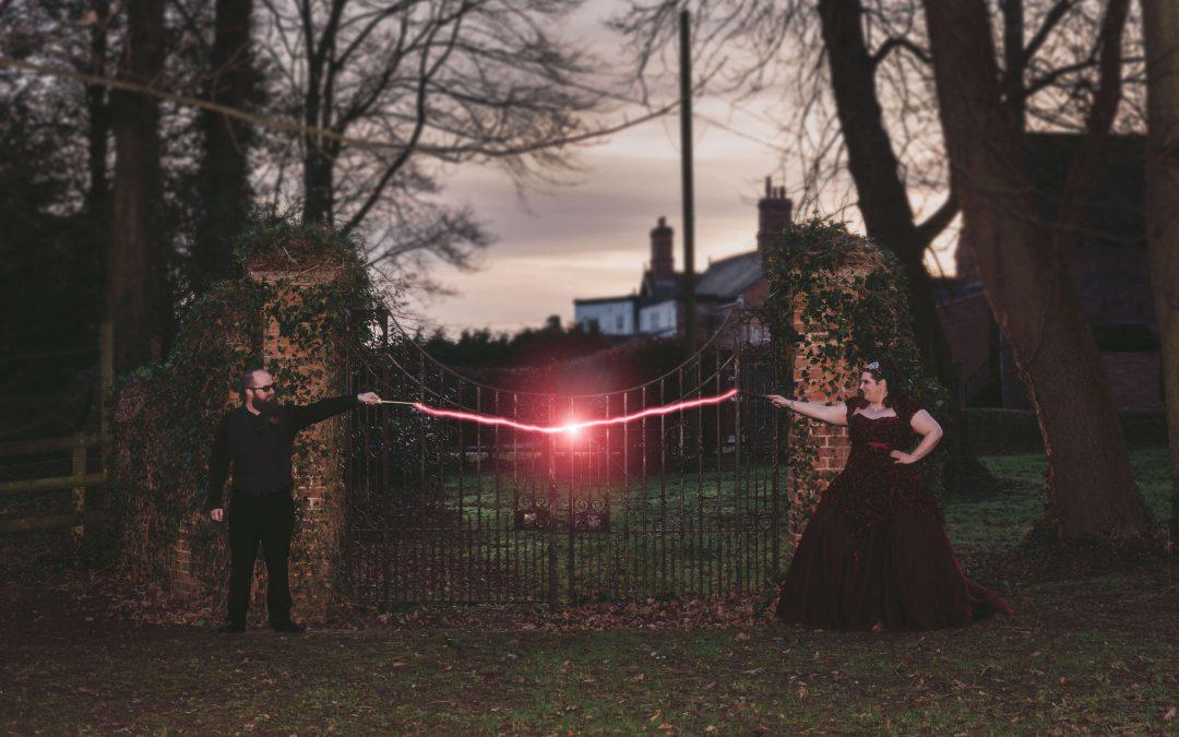 Aimee and Paul's Wedding at Donnington Park Farm