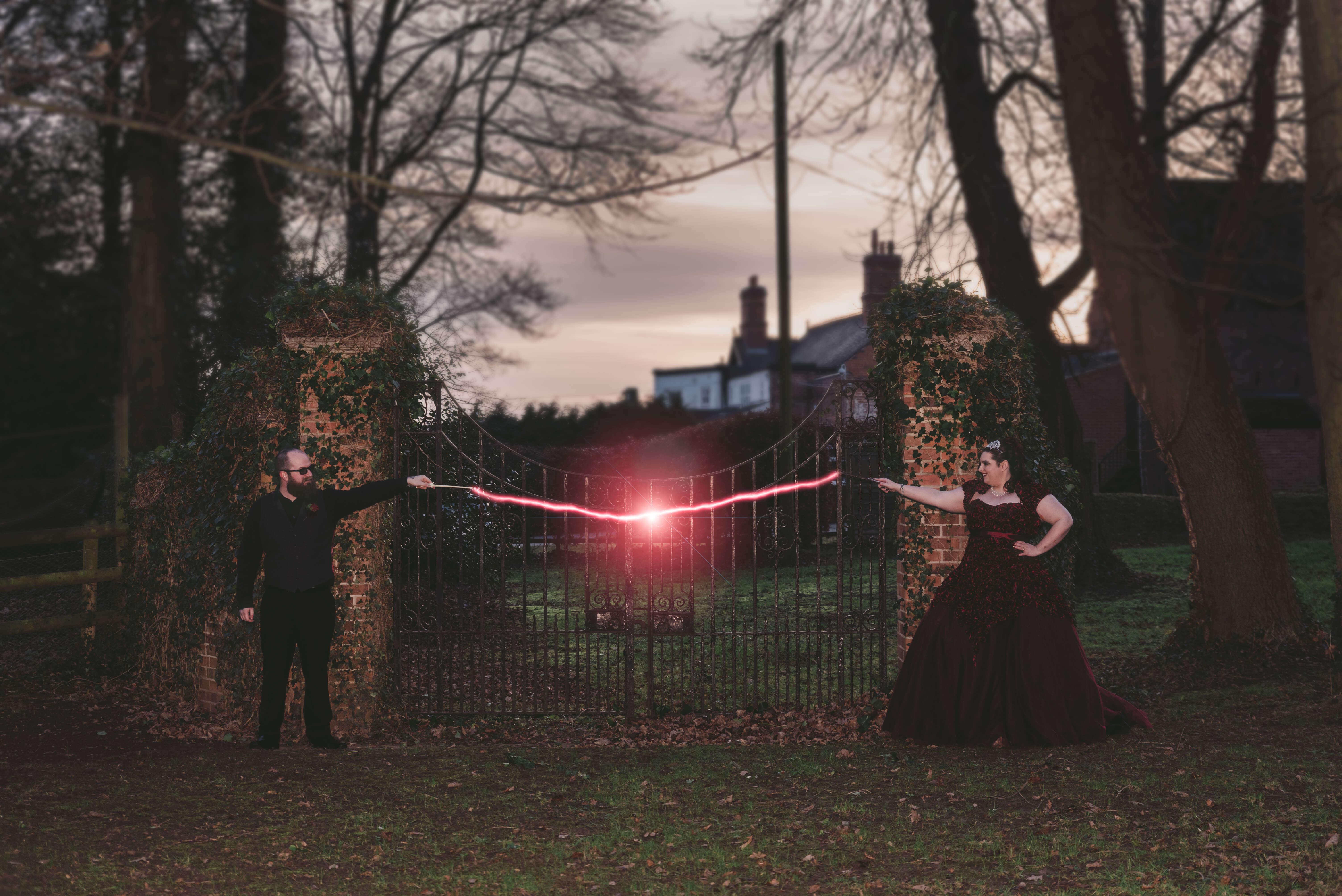 Donnington Park Farm Wedding 24 01 2017 18