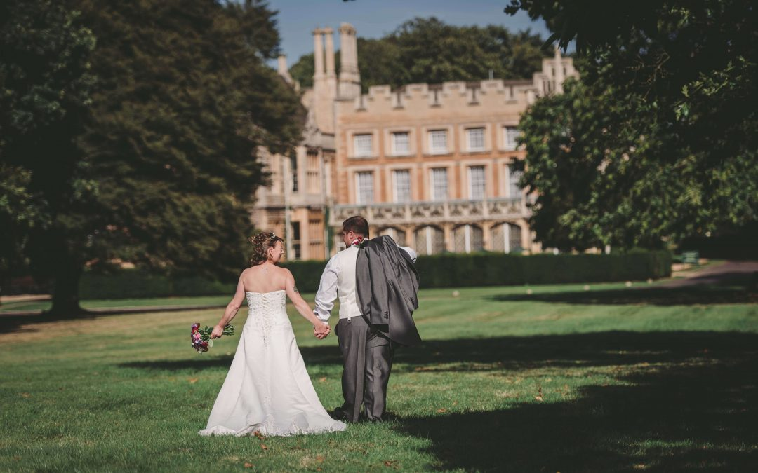 Mr and Mrs Boniface's Wedding Story, Peterborough
