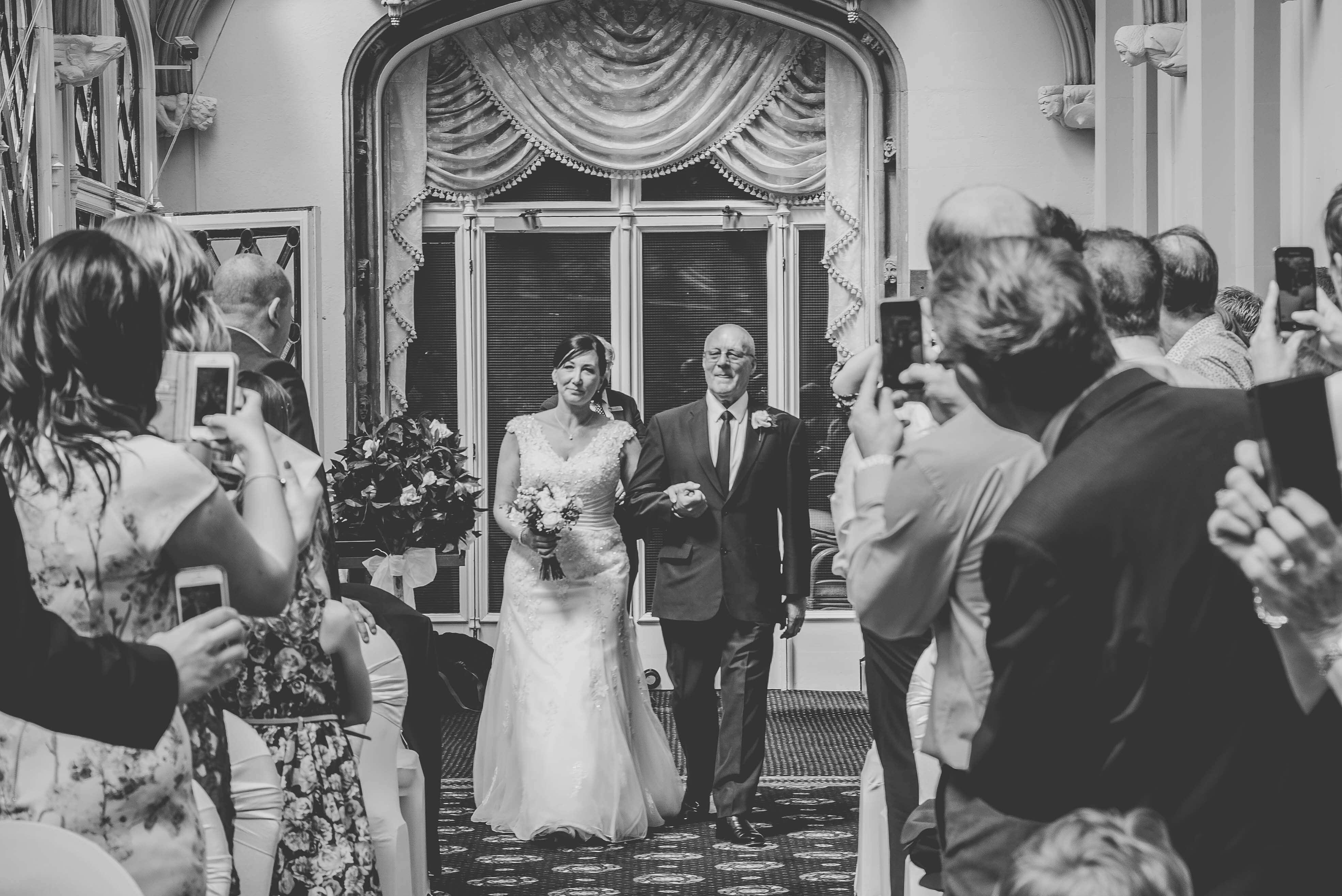 Orton Hall Wedding 11 11 2016 11