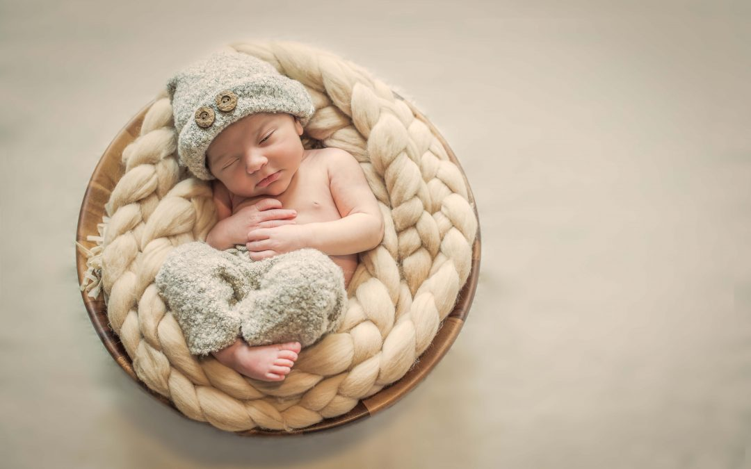 The truth behind a baby Photo shoot!