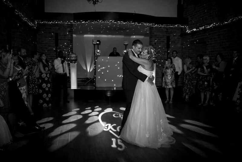 Slice of Life Photography - first dance photography