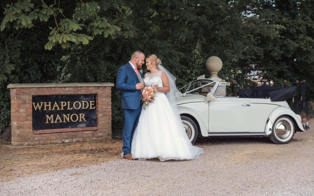 Wedding Photography – Whaplode Manor, Spalding