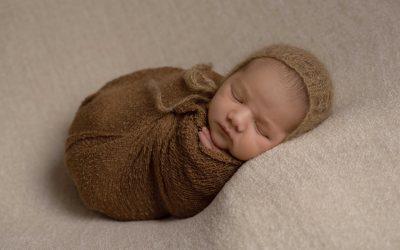 Mini Newborn Photoshoot